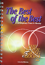 Music and Worship Leader Materials: The Best of the Best in Contemporary Christian Music Lead Line Edition